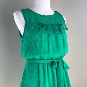 539896fe5376 stitch fix Dresses - Stitch Fix Carlyle Textured Green Dress NWT